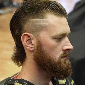 Mullet Hairstyle Modern Mullet Fade Sides  Hairstyles For Men  Pinterest  Mullets