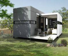 Casas prefabricadas de dise o m s informaci n sobre este y otro tipo de casas prefabricadas en - Casas prefabricadas de diseno en espana ...