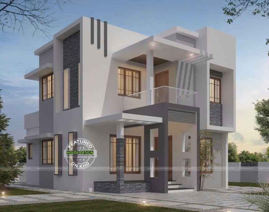 Häuserfassaden Modern pin azhar masood auf house elevation indian