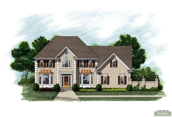 The New Georgia House Plan