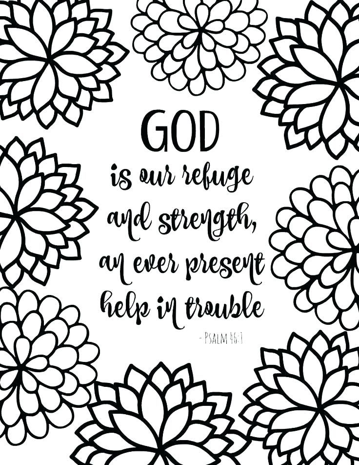 Coloring Pages Printable Bible Verse Free With Regard To Scriptures ...