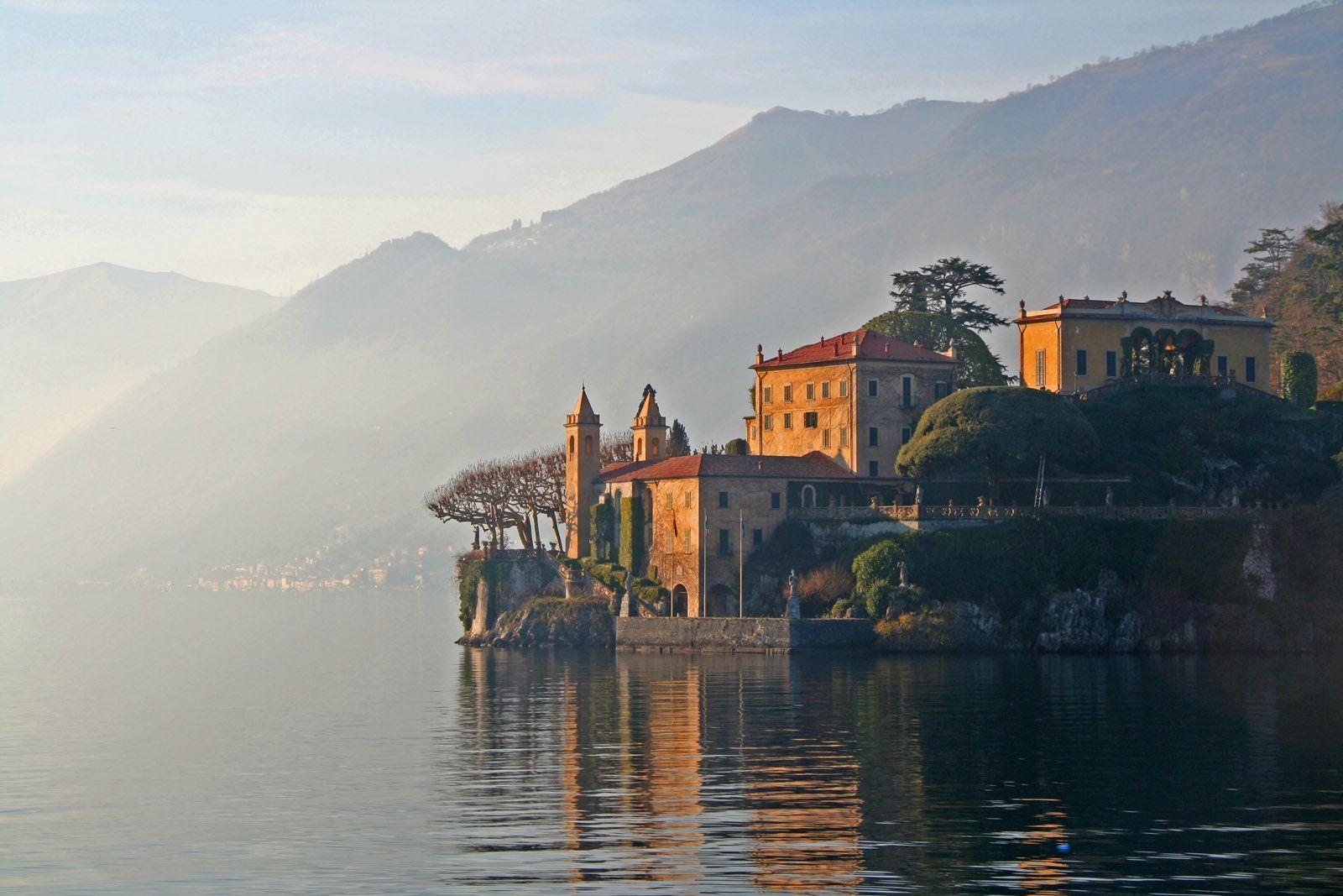 Villa del Balbianello Lake Como, Italy... zheng
