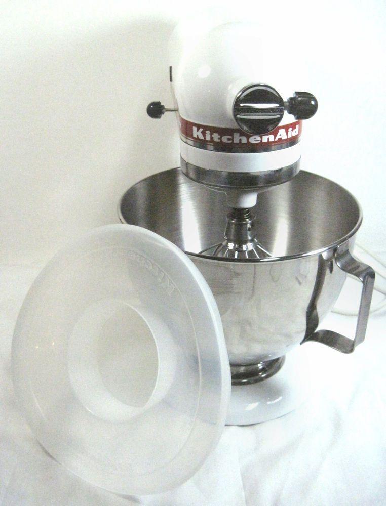 Kitchen aid red stripe 300 watt ultra power stand mixer