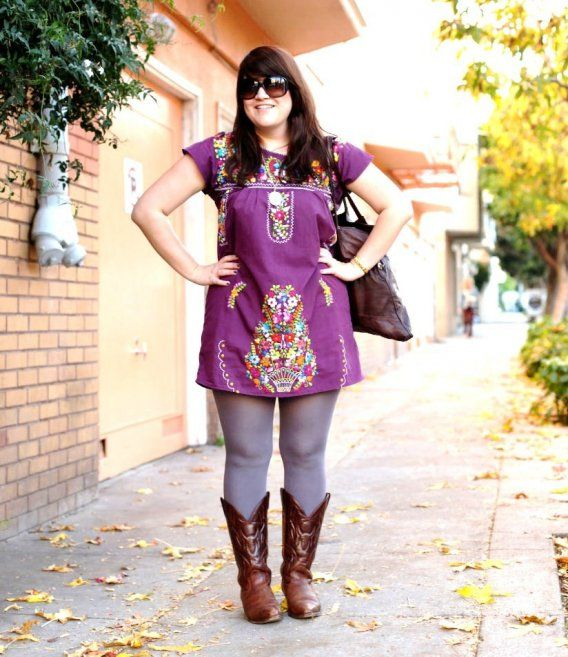 Cowboy boot outfits, Plus size cowgirl