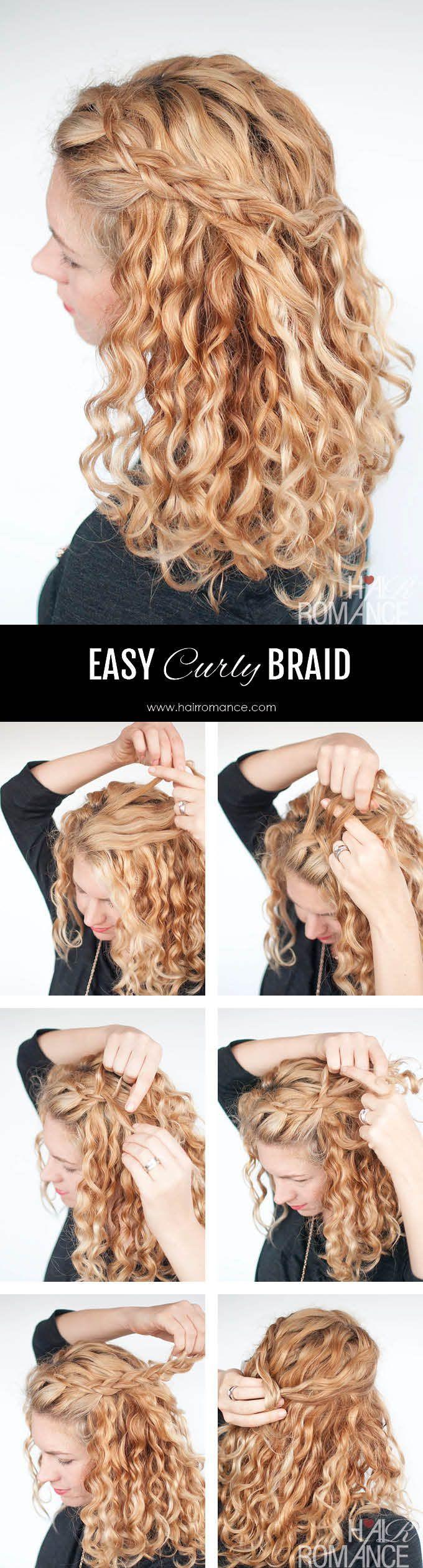 easy braid tutorial
