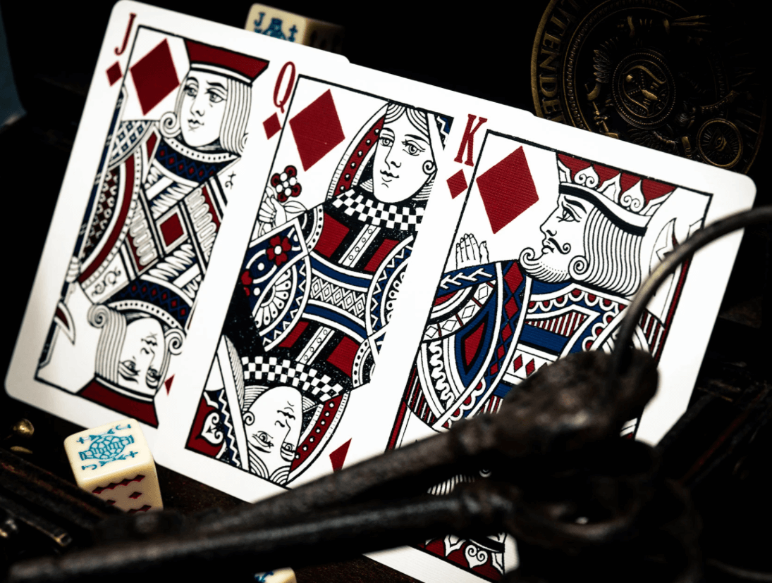 Kings Wild Americana Playing Cards in 2020 Playing cards