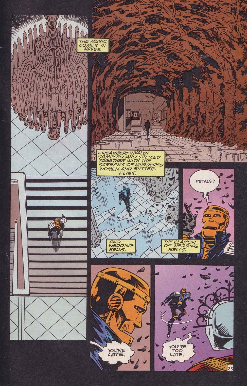 Doom Patrol 1987 Issue 23 Read Doom Patrol 1987 Issue 23 Comic Online In High Quality Doom Patrol Comics Online Comics