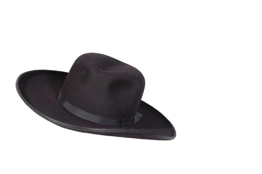 AUTHENTIC DOC HOLLIDAY HATRe-creation of the Doc Holliday Hat Worn by Val  Kilmer… 5f6a18c2e159