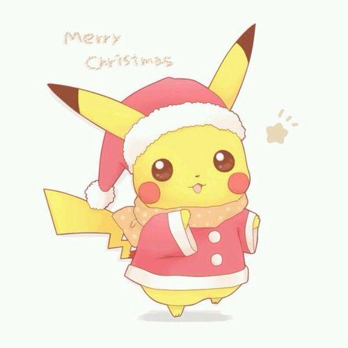 Merry Christmas Pikachu cute pikachu holidays xmas merry christmas pokemon christmas pictures happy holidays christmas quotes