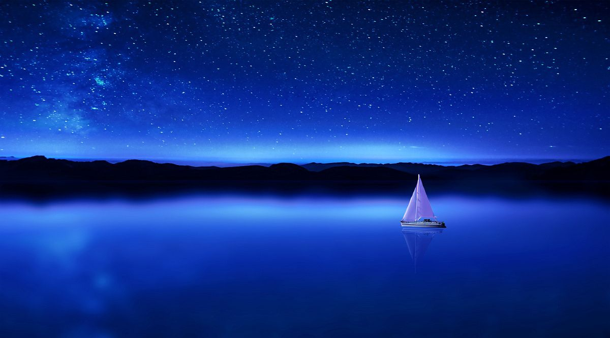 Photograph ~ Blue Night ~ by Jasna Matz on 500px