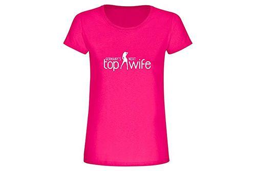 Junggesellinnenabschied T-Shirt Junggesellenabschied HURRA Braut Damen shirt