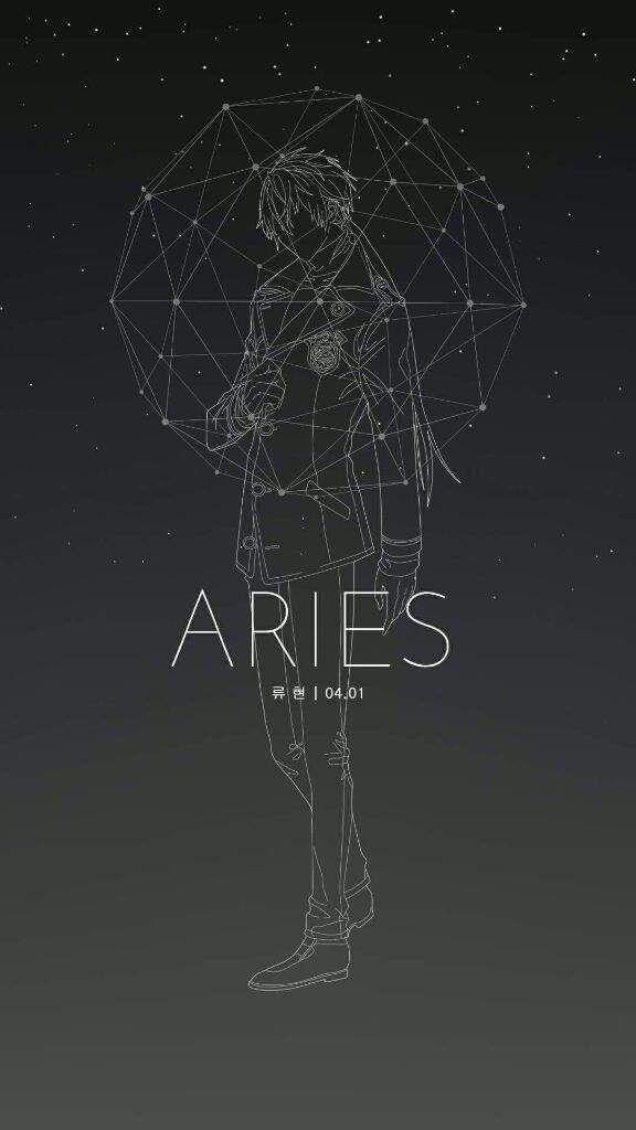 Resultado De Imagen De Mystic Messenger San Valentin Fotos Lambang Zodiak Astrologi Gugusan Bintang