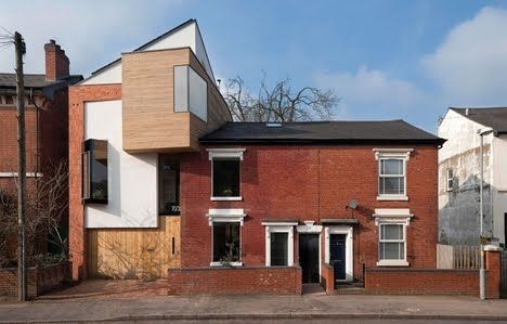 Raising The Roof On Detached House Google Search