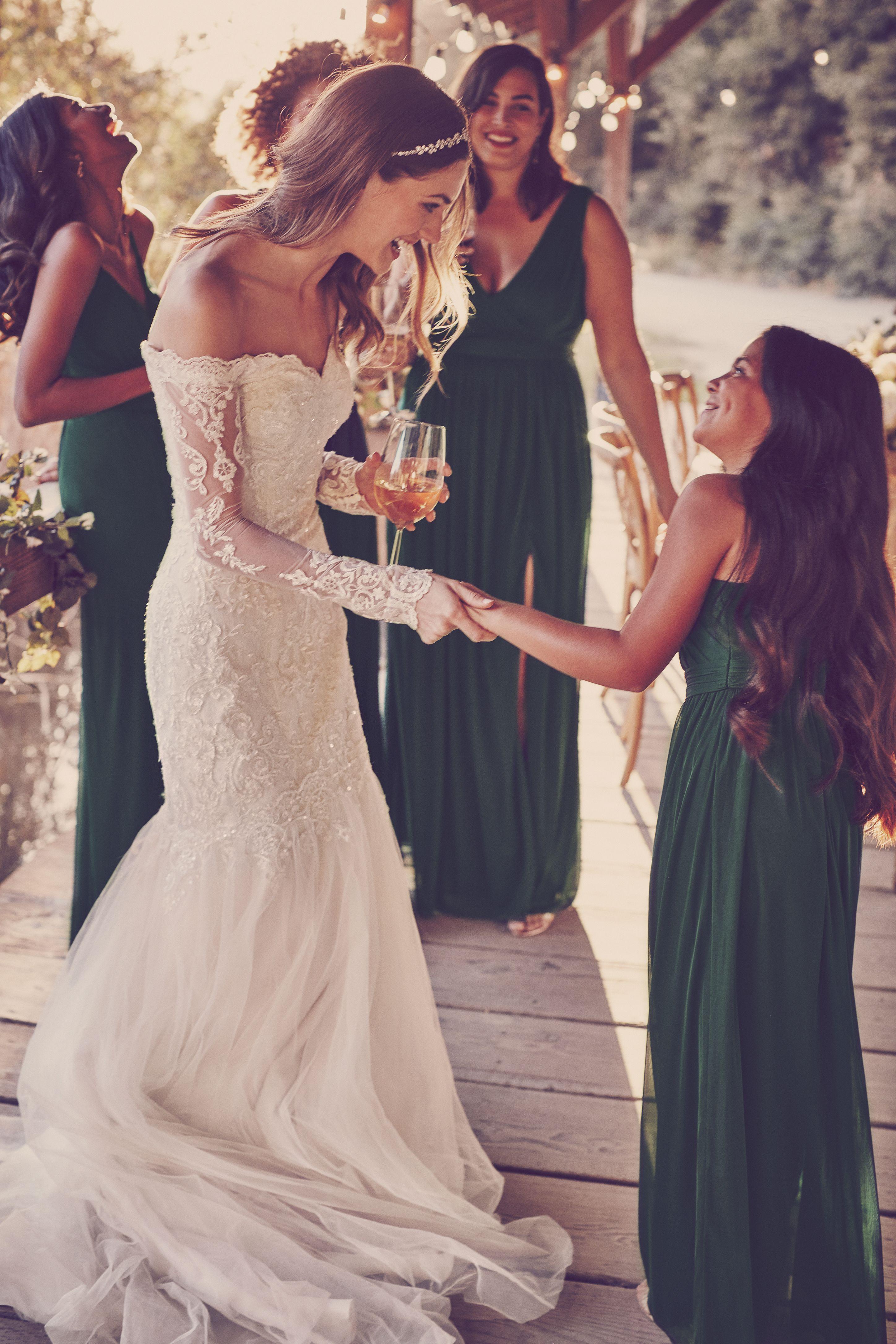 Into The Wild Formal Outdoor Wedding Lookbook David S Bridal Blog Sweetheart Wedding Dress Dream Wedding Dresses Outdoor Wedding Dress