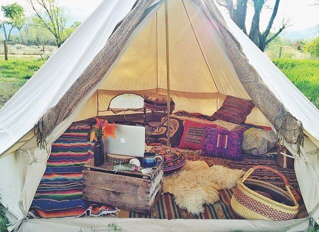 Pin By Moon To Moon On Camping Pinterest Tents Camping And Tent New Bell Tent Decor
