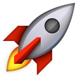 Rocket Emoji U 1f680 U E10d Emoji Rocket Car Emoji