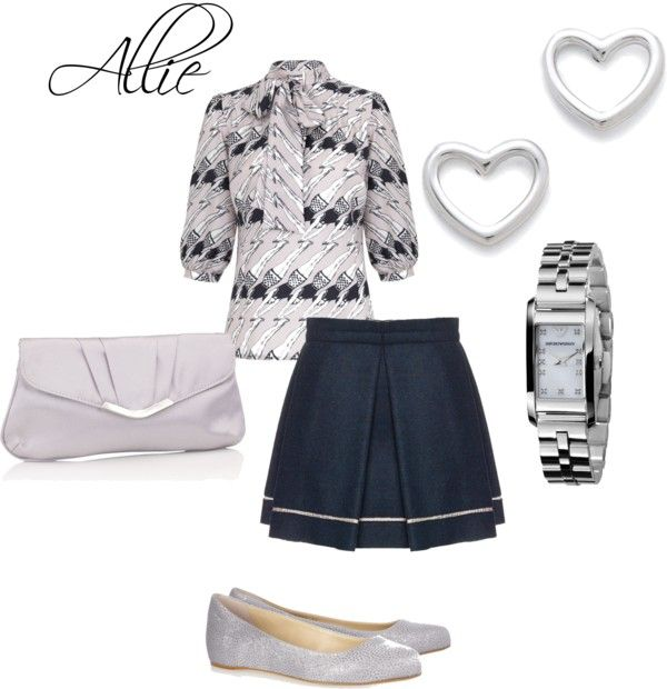 """""""Allie"""" by someliketoshop on Polyvore"""