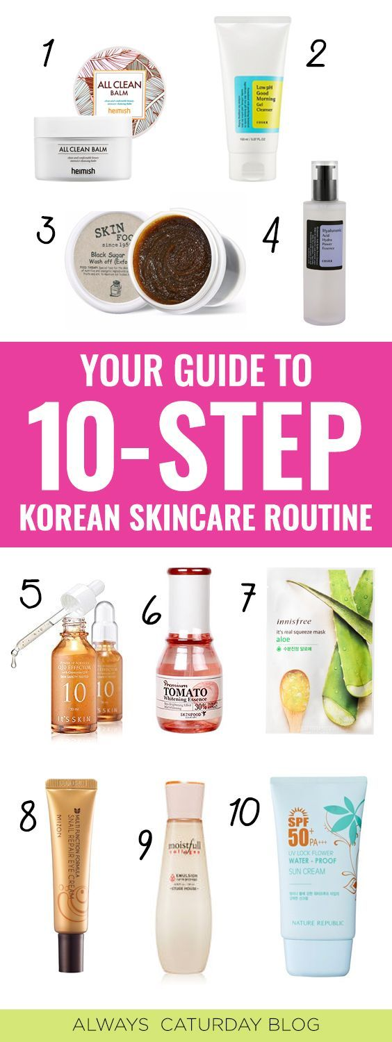 A Guide To 10 Step Korean Skincare Routine Always Caturday Blog Reviews Beauty Skincare Pr Korean 10 Step Skin Care Korean Skincare Korean Skincare Routine