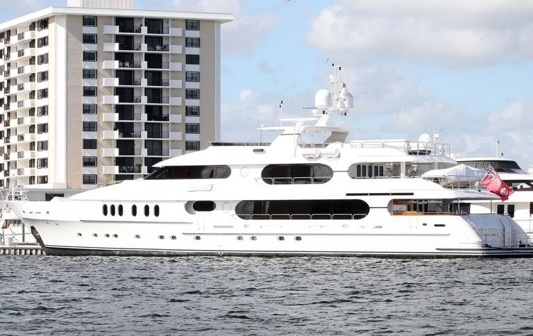 Why Tiger Woods' Yacht is Called 'Privacy' and Other