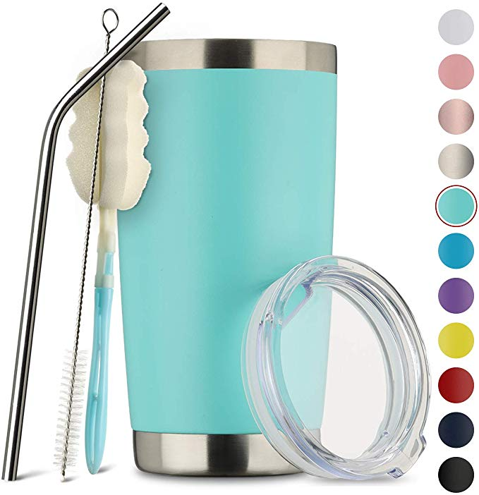 MUCHENGHY 20oz Tumbler Double Wall Stainless