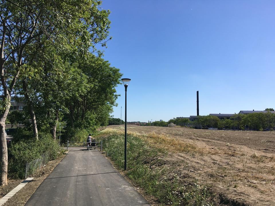 Glemt Bydel Udvikles Kobenhavn Far Sin Storste Park I 20 Ar
