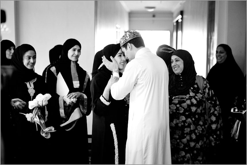 Cape Town wedding photography; muslim nikah ceremony