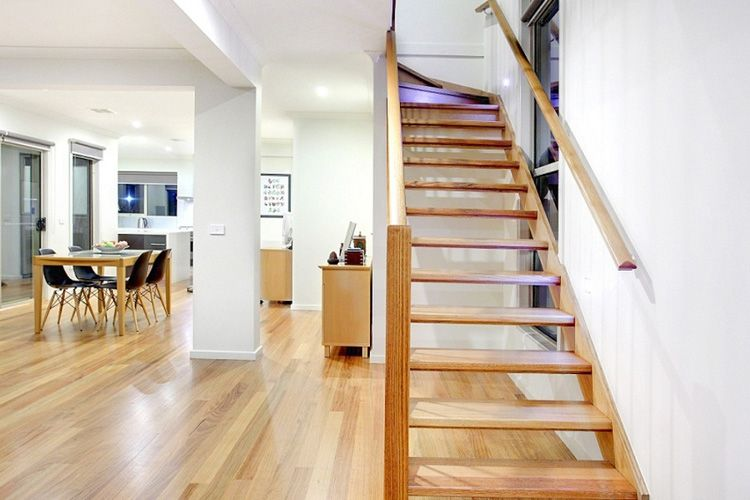 Amazing Open Stairs To Closed Stairs