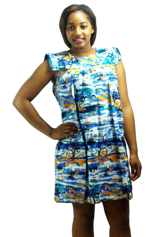 robe-belle-robe-en-tissu-pagne-africain-15153743-robe-bleu ...