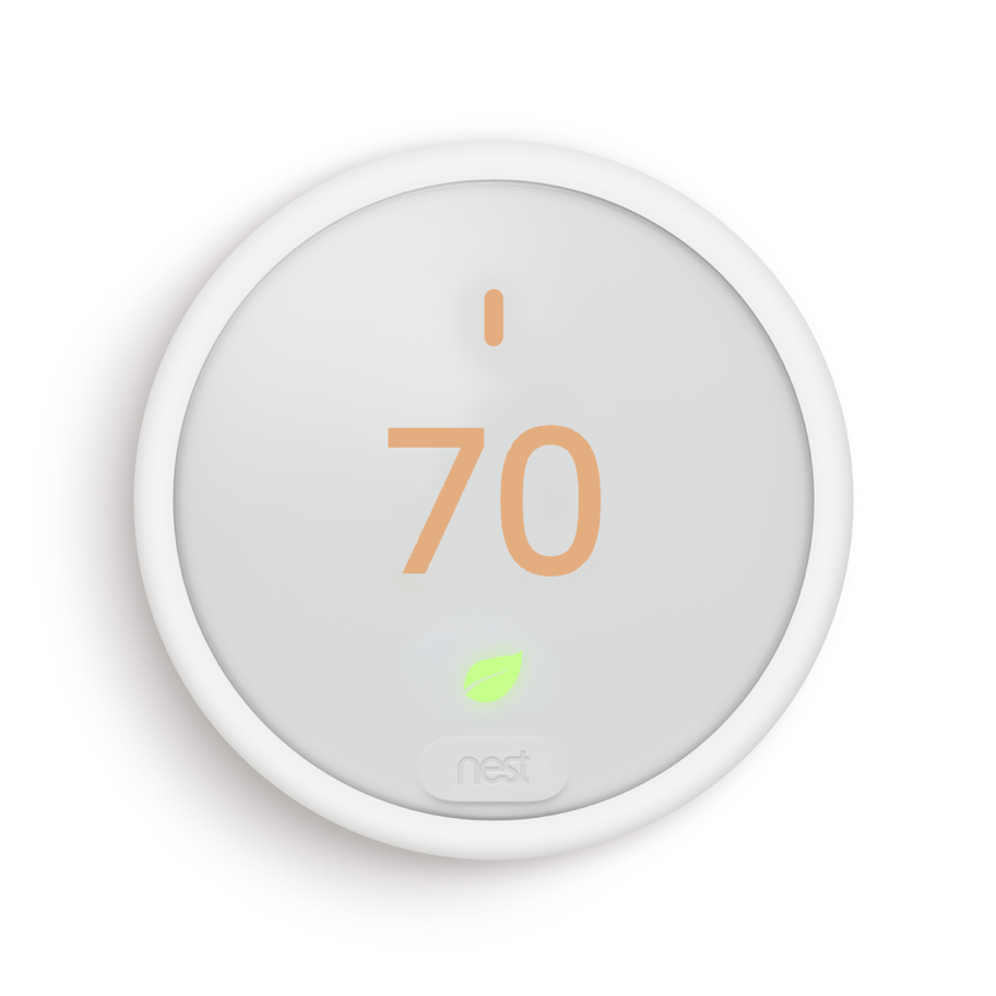 Nest Thermostat E It S Easy To Save Energy Nest Thermostat Nest Protect Google Nest Thermostat