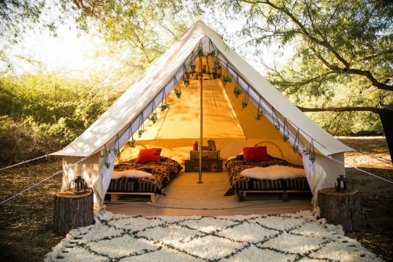 Bell Tent Basics - The Yurt Tipi Sibley Gl&ing Tent & Bell Tent Basics - The Yurt Tipi Sibley Glamping Tent | Tents ...