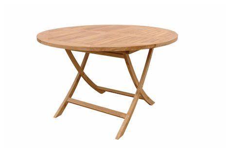 Bahama 47 Inch Round Folding Table Anderson Teak http://www.amazon ...