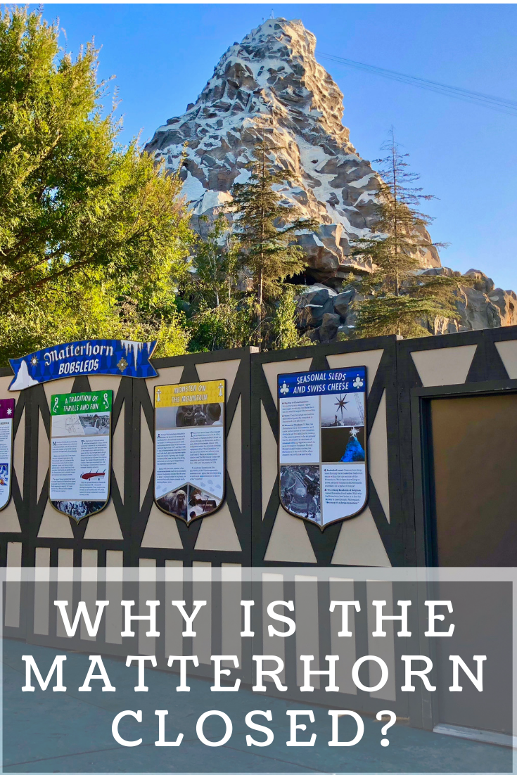 Matterhorn Bobsleds What S Happening To This Classic Attraction