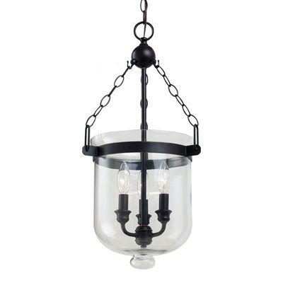 Foyer - Sea Gull Lighting 6504 Westminster Three Light Indoor Pendant