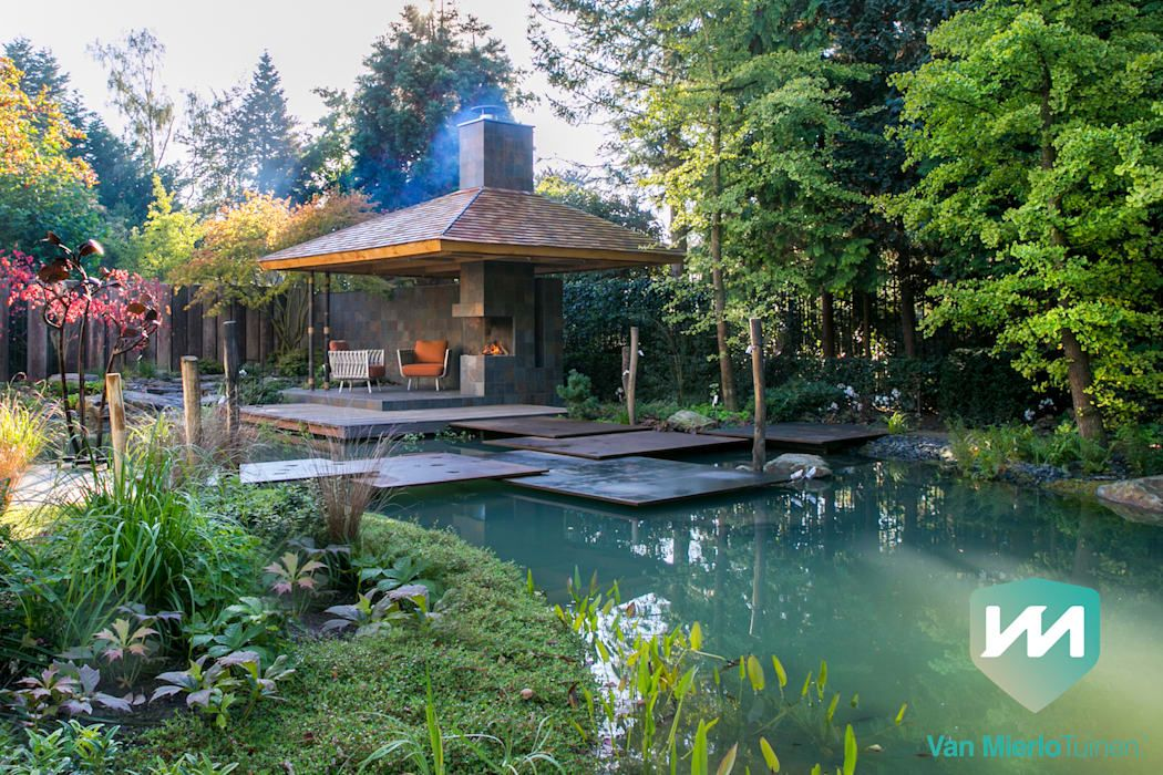 Van mierlo tuinen tuin pinterest garden design and house styles