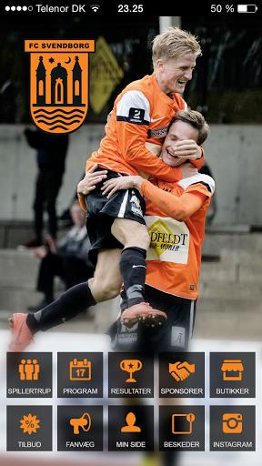 Hold dig orienteret om FC Svendborgs kampe, resultater og sponsortilbud. Appen er social, så opret en profil, kommenter på indlæg og skriv med andre fans.<p>- Tilbud fra sponsorer og lokale butikker<br>- Personlig profil<br>- Skriv på fanvæggen og følg med i hvad andre fans skriver<br>- Se kampprogram og resultater<br>- Modtag seneste nyt fra FC Svendborg<br>- Læs spillerprofilerne  http://Mobogenie.com