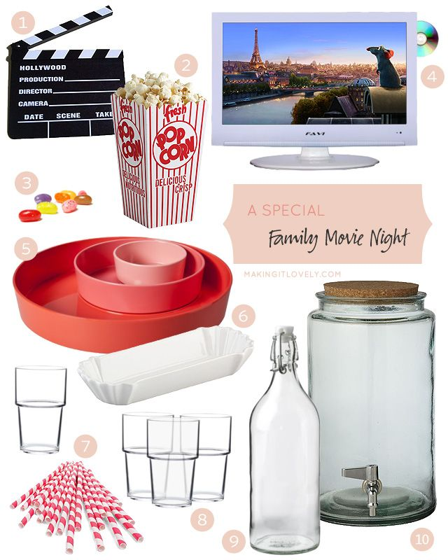 Planning a Special Family Movie Night (At Home) - Post Sponsored by ...