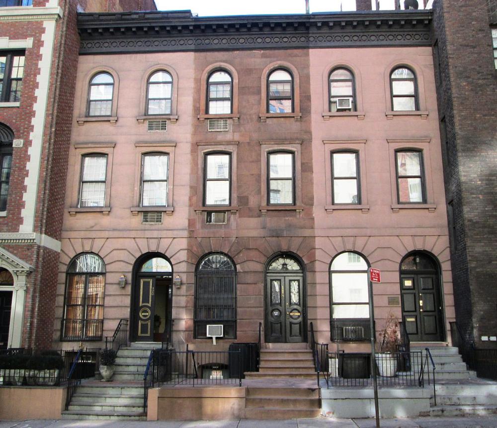 New York Brownstone Closeup - Google Search