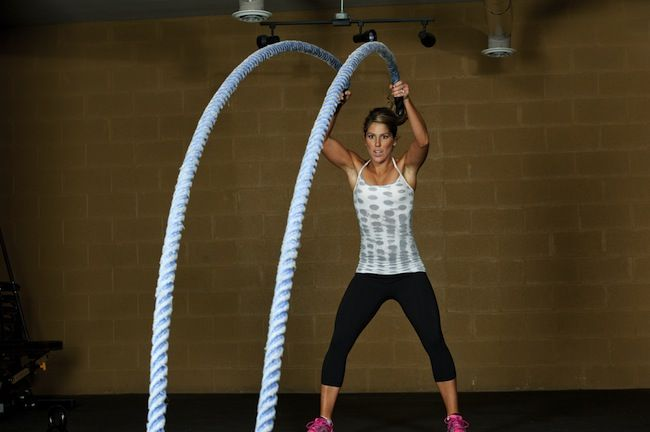 Burn Calories Fast with this Rope Workout | Hiit cardio ...