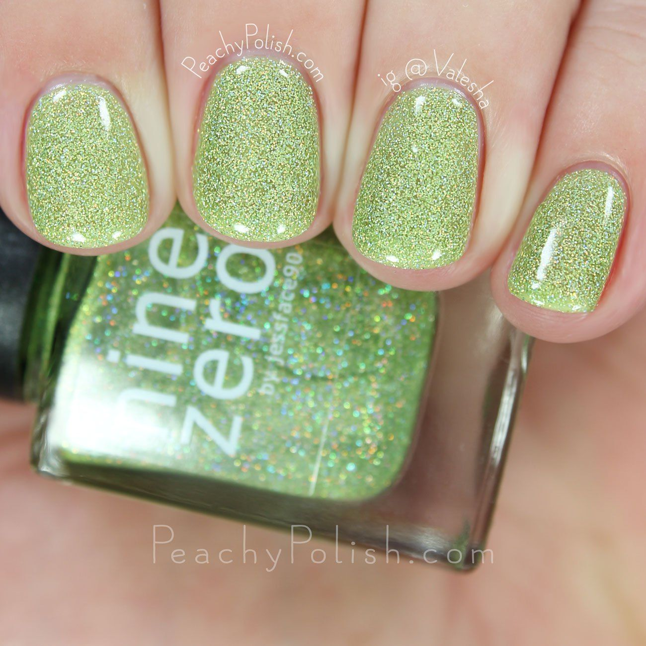 Nine Zero Lacquer New Growth   Spring 2016 Collection   Peachy ...