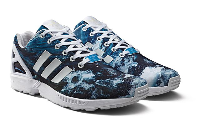 chaussure adidas zx flux militaire