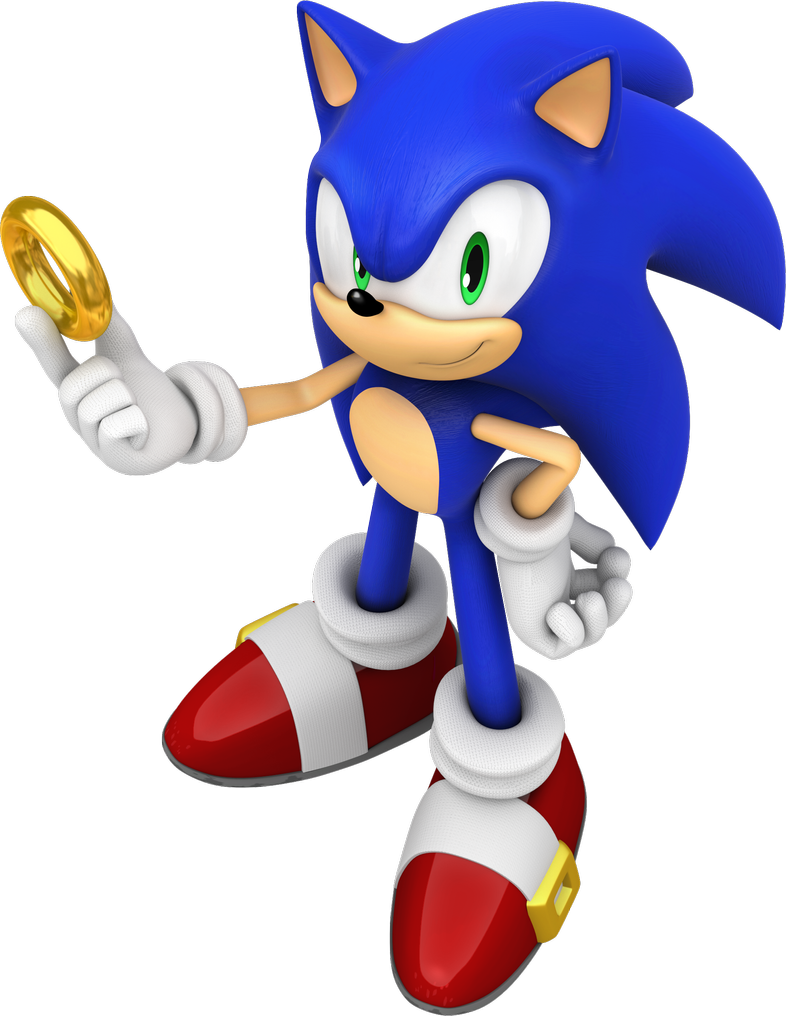 Sonic Ring By Tomothys Sonic Dash Sonic The Hedgehog Sonic