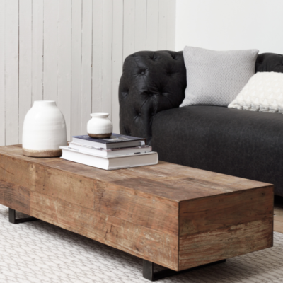 D Bodhi Soul Block Coffee Table Coffee Table Reclaimed Coffee Table Wood Coffe Table