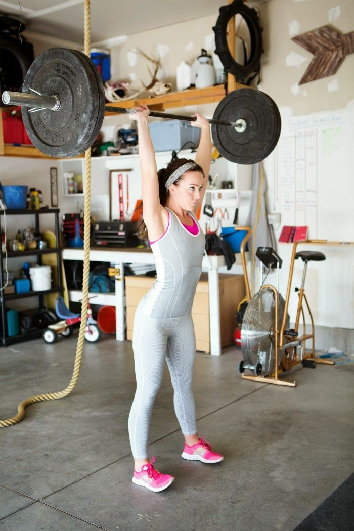 Crossfit at home workouts for your busy lifestyle