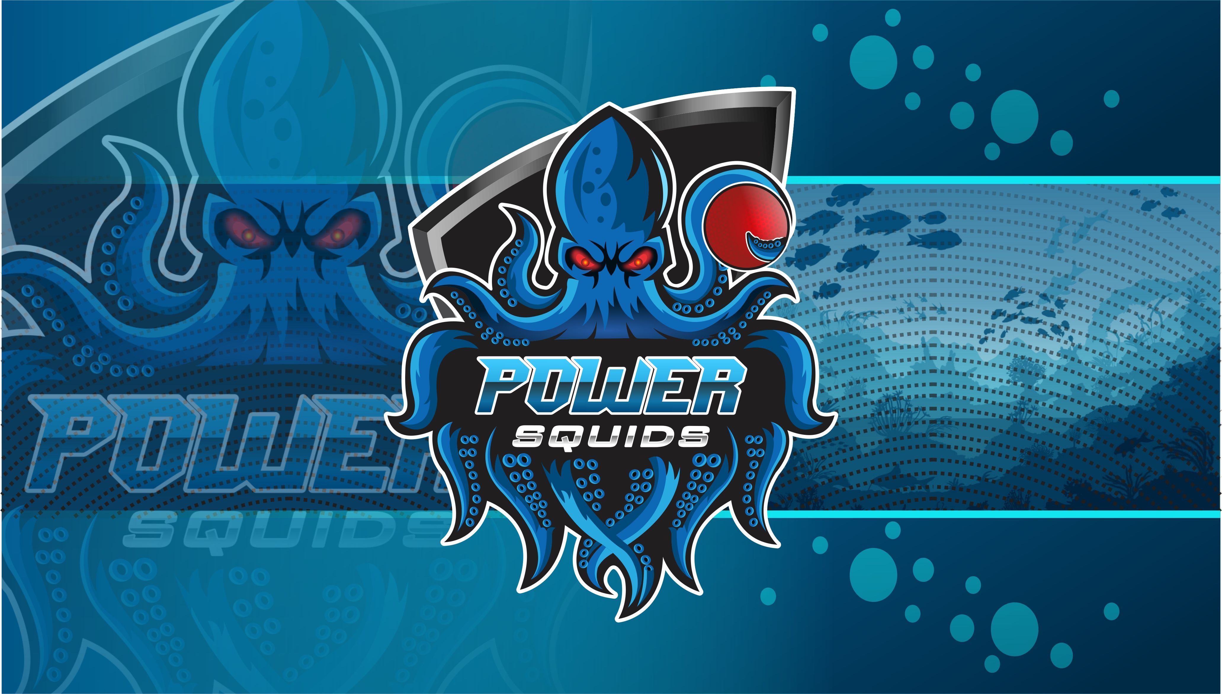 umar130 I will design esport logo for game,sports,team