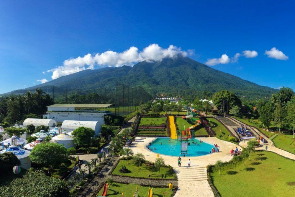 The Highland Park Resort & Hotel Bogor Indonesia, Archery