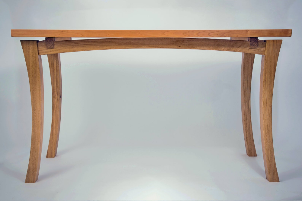 Writing Desk Table Wood Table Dining Table Office Etsy Wood Table Solid Wood Table Top Kitchen Table