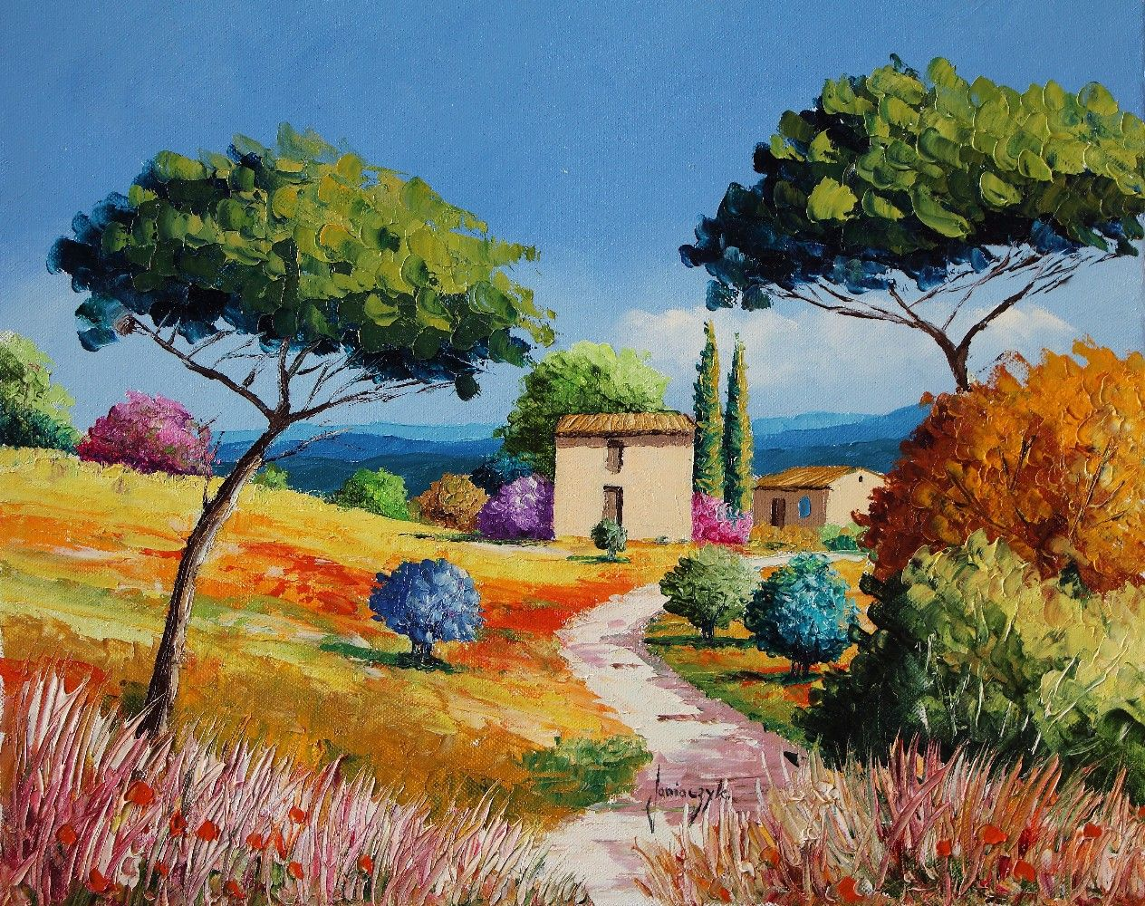 Pinturas Decorative De Provence