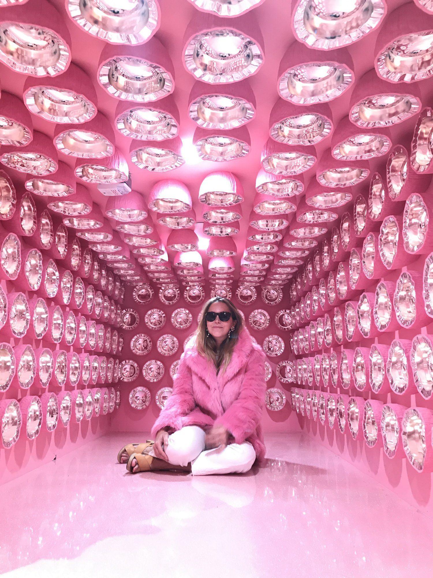 miami museum of ice cream tour video photos fotos miami exposiciones miami. Black Bedroom Furniture Sets. Home Design Ideas