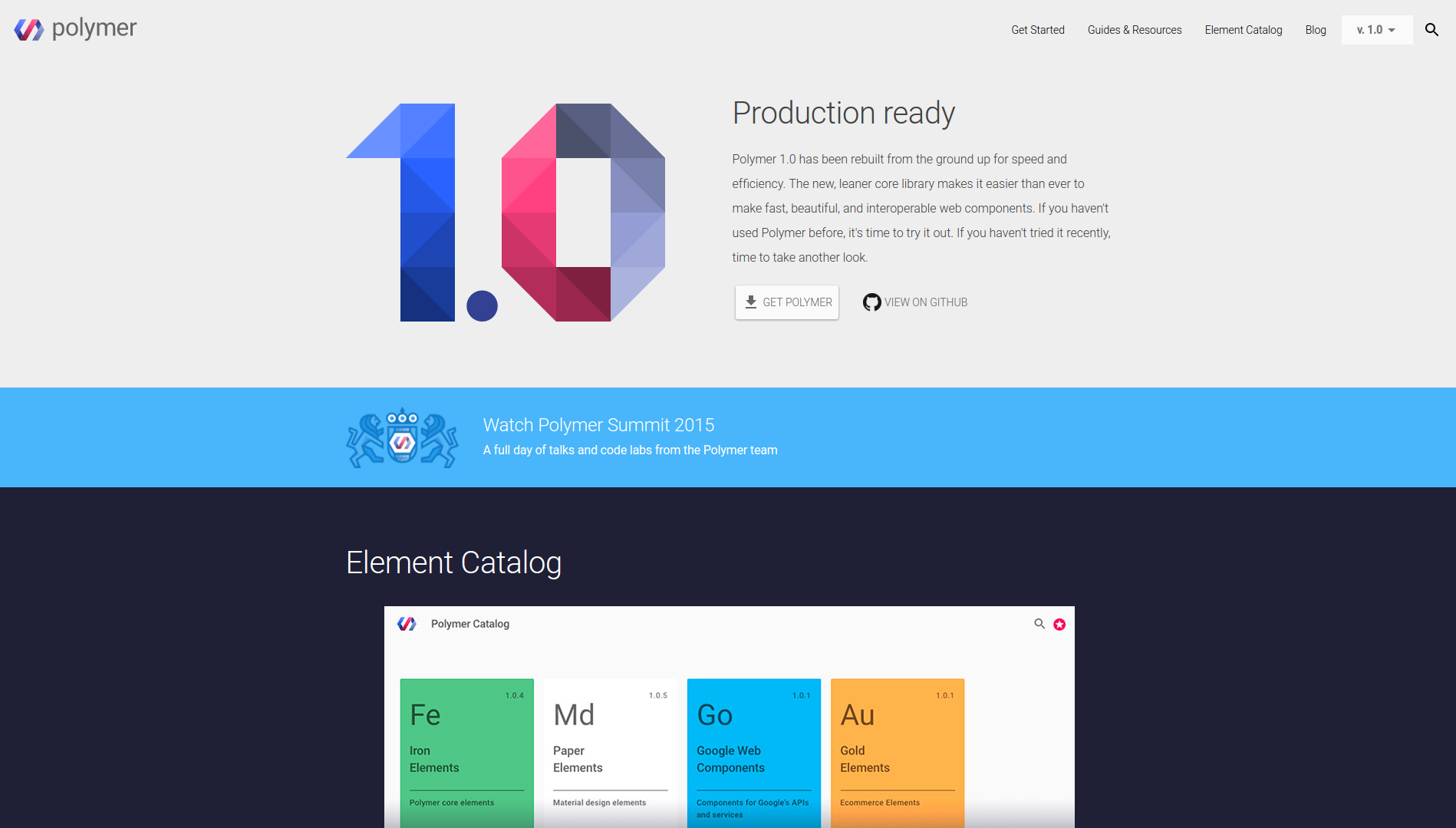 Awesome css designs - The 15 Best Material Design Frameworks And Libraries Tutorialzine