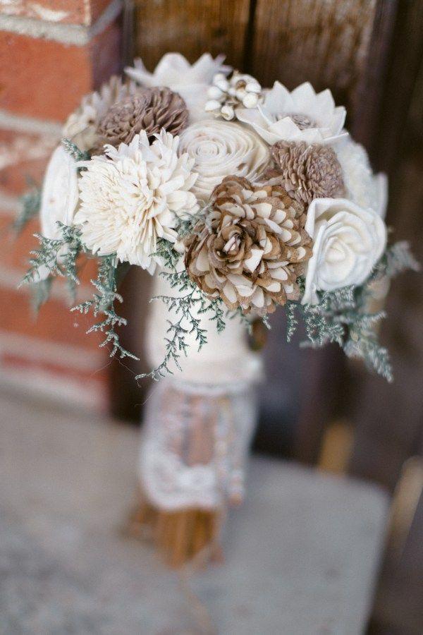 Sola Balsa Wood Flower Bouquet   Flower bouquets, Bridal bouquets ...